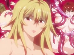 Valkyrie Drive Mermaid [Uncensored] Episode 12