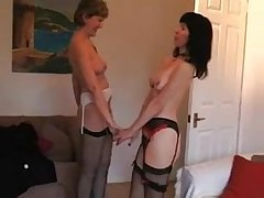 Milfs french lesbian amateur after party
